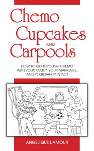 Chemo, cupcakes and carpools cover