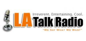 Angelique L'Amour on LA Talk Radio Kathy Kaehler
