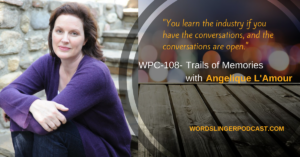 Wordslinger Podcast with Angelique L'Amour