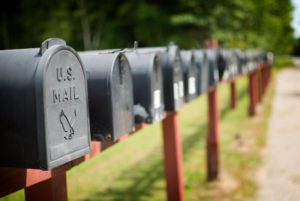 The indie author mailing list