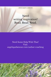 What are you reading? Write in that Genre!