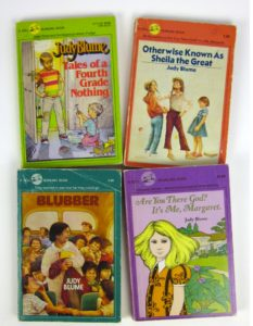 5 Writing Lessons I learned from Judy Blume