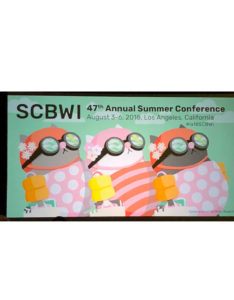 SCBWI Los Angeles 2018