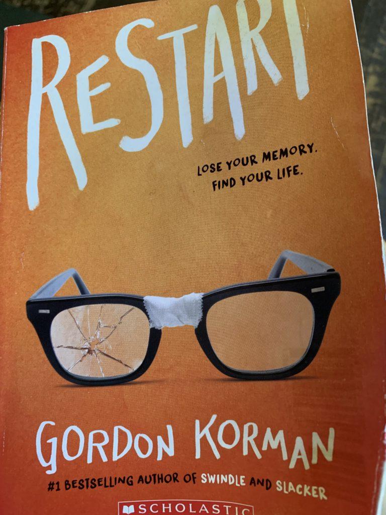 The Cover of Restart